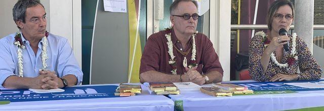 Un article de la Dépêche de Tahiti sur La littérature irradiée