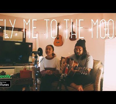 Découverte musicale indonésienne : The macarons project avec Fly me to the moon