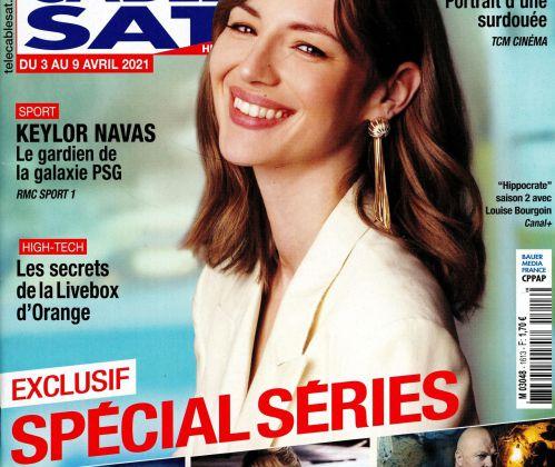 La une des nouveaux numéros de la presse TV : Sheila, Jenifer, Louise Bourgoin...