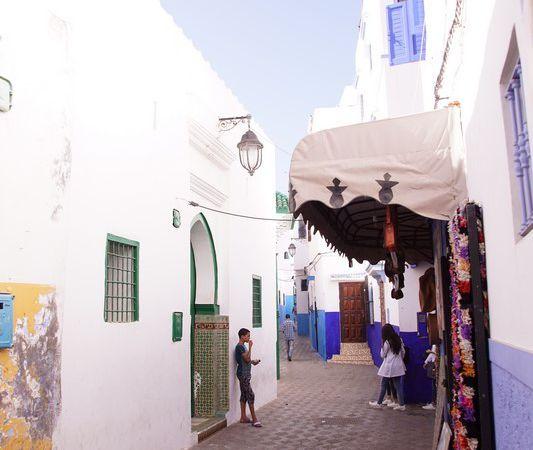 Dune à l'autre - Maroc 2018