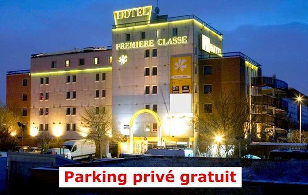 Hotel premiere classe paris