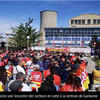Les salariés de la centrale de Gardanne à nouveau en grève