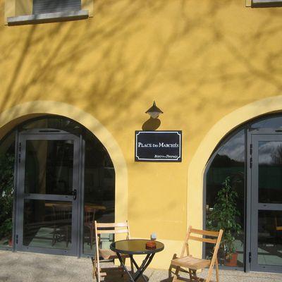 Un restaurant à Villesèque des Corbières