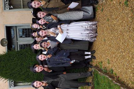 Proust par Choeur : la Chorale sans Musique d'Illiers Combray