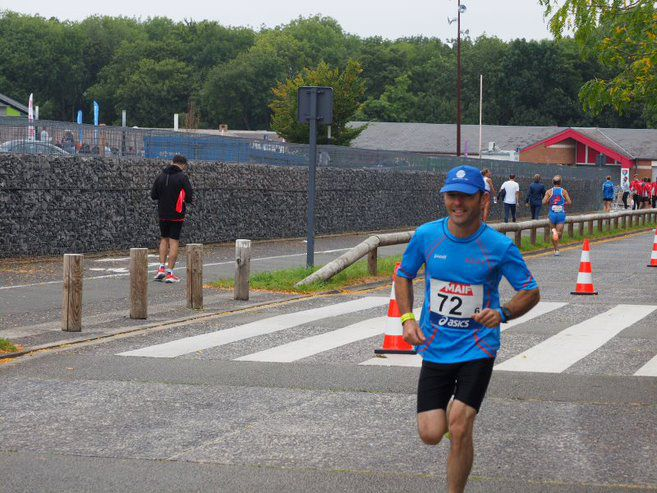 Pierre Henry le finisher !!!!