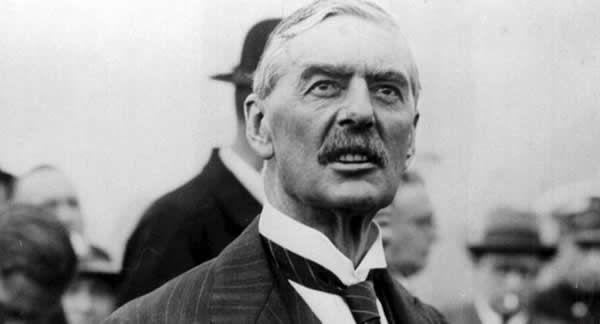 Chamberlain Neville Arthur
