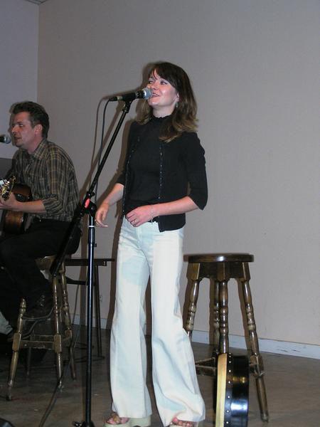 Concert de musique irlandaise Sardon - 4 juin 2004