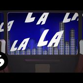 LUM!X x MOKABY & D.T.E x Gabry Ponte - The Passenger (LaLaLa) [Official Lyric Video]