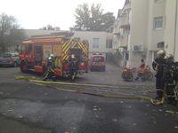 14/10 : Exercice incendie annuel avec les pompiers...