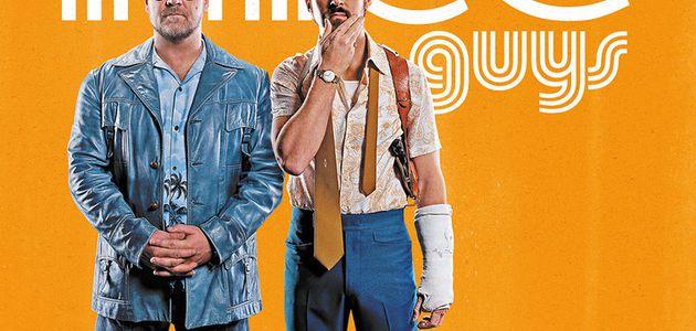 """""""THE NICE GUYS"""", LA COMÉDIE DU RÉALISATEUR DE """"IRON MAN 3"""""""