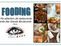 🍽 Fooding - Ma selection de restaurants près des Grands  Boulevards