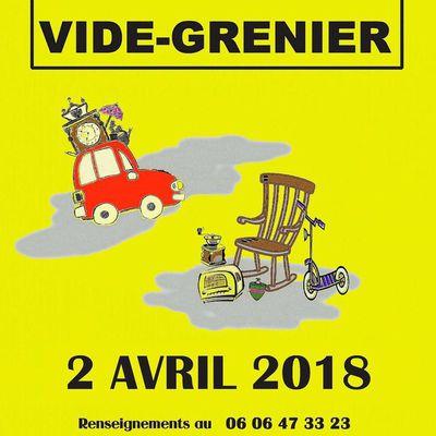 Vingtième vide grenier à Gagnac sur Garonne