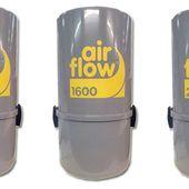 Aspiration centralisée Air Flow : les aspirateurs centralisés performants et polyvalents