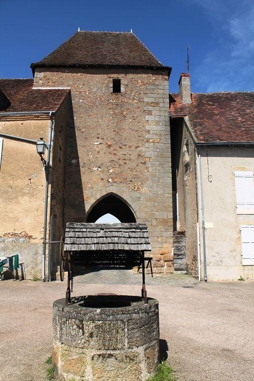 4 - Un petit tour jusqu'à Sainte-Sévère ...