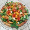 Tarte Salade Nordique