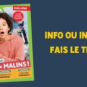 Teste-toi sur les Fake News ! - GEO Ado