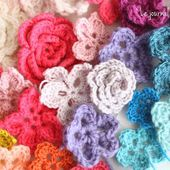 ▼▲ Yarn Bombing Flowers ▼▲ - Madem0iselle M