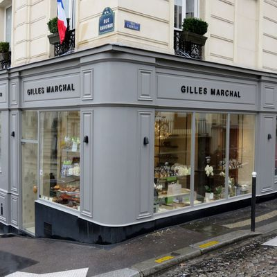 Stage - Pâtisserie Gilles Marchal