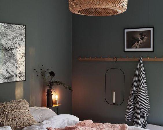 Une chambre naturelle