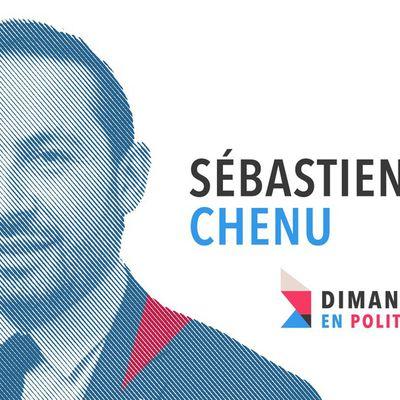Sébastien Chenu invité de « Dimanche en Politique » le 20 septembre sur France 3