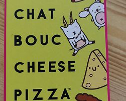 Taco, Chat, Bouc, Cheese, Pizza .....