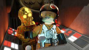 Cette Semaine chez Lego Sur Disney Xd