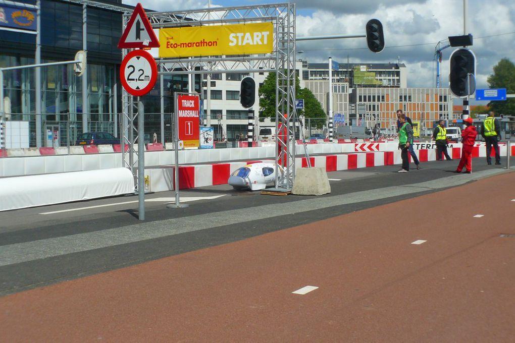 European Shell Eco-Marathon 2012 TIM termine premier Ethanol!