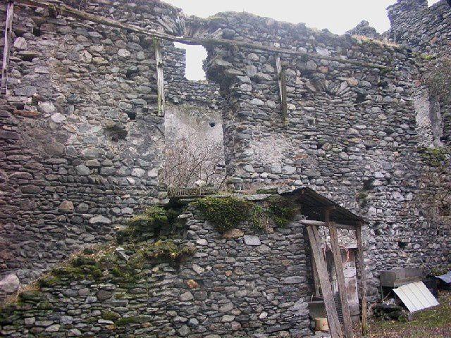 Diaporama château d'Epierre
