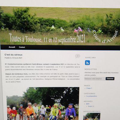 Toulouse, le blog