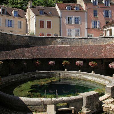 Visiter la Bourgogne avec le train
