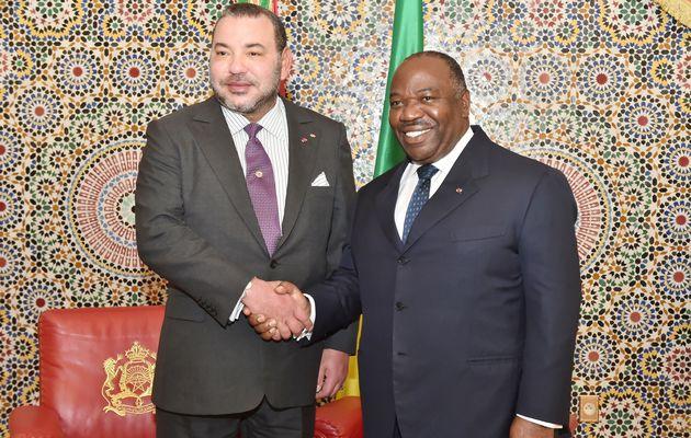 Communiqué conjoint ayant sanctionné la visite de travail et d'amitié de SM le Roi Mohammed VI en République Gabonaise