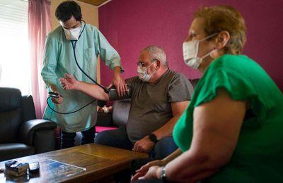 """Article 18 septembre 2020 - Sud-Ouest- Covid-19 : une fatigue persistante est fréquente, même après la """"guérison clinique"""""""