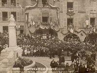 Fontenay le Comte au début du XXe : un diaporama commenté à la salle des OPS
