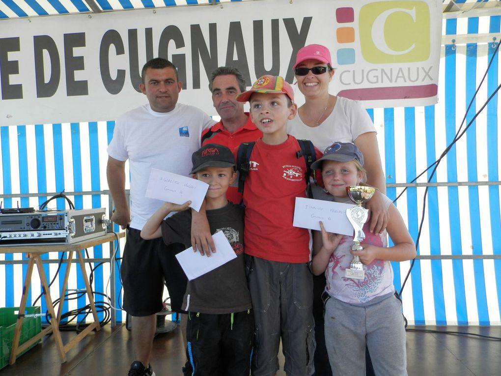 Le Régional de CUGNAUX (31) a cloturé le Challenge EDUCNAUTE-INFOS 2015 Les résultats et les photos