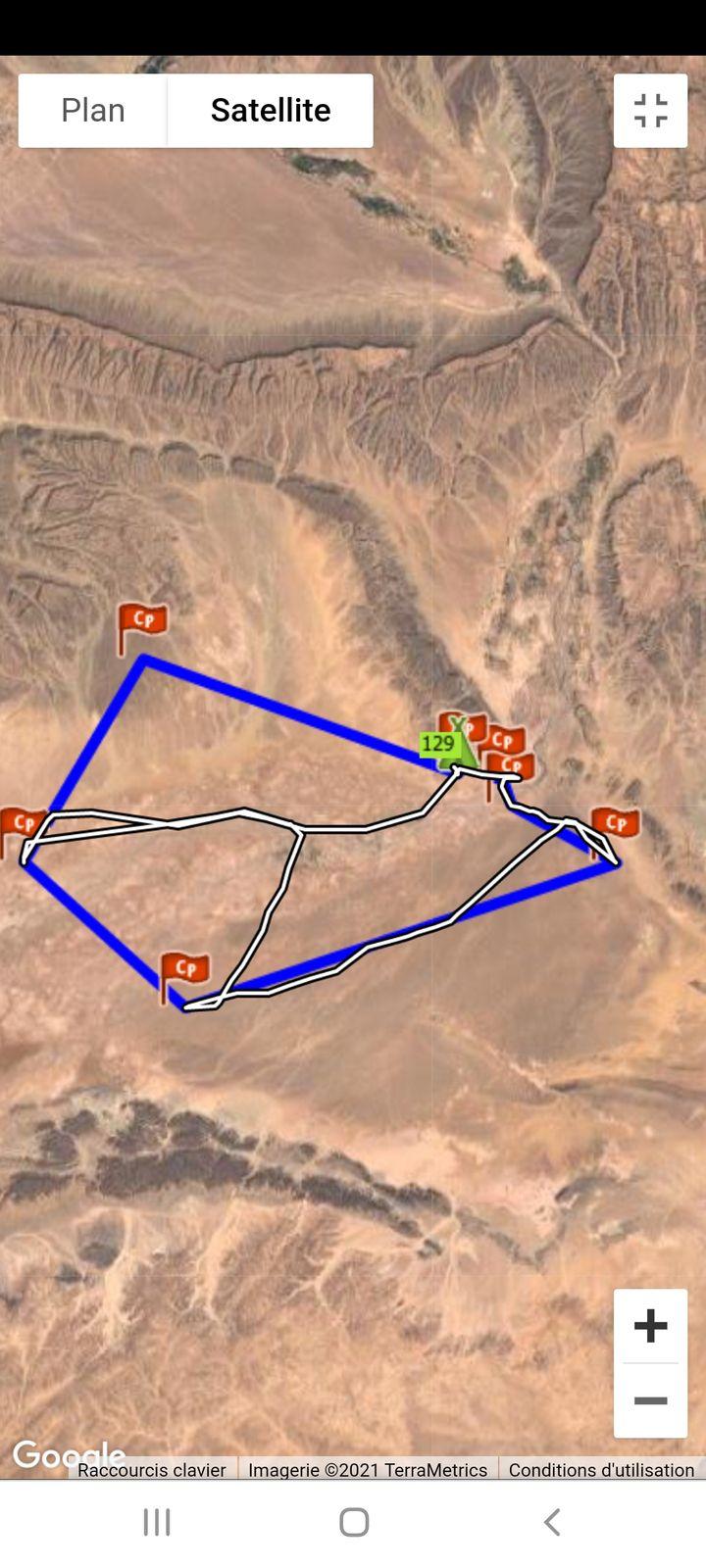 Etape 5 marathon equipage 129 anne sophie et perrine 63 eme au general