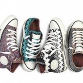 La nouvelle collection CONVERSE X MISSONI - So French