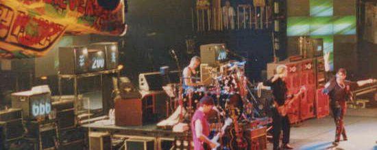 U2 -ZOO TV Tour -15/04/1992 -San Diego -USA -San Diego Sports Arena