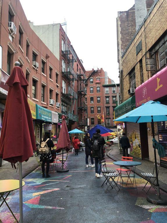 New York, New York - Die Tage vor dem Lauf