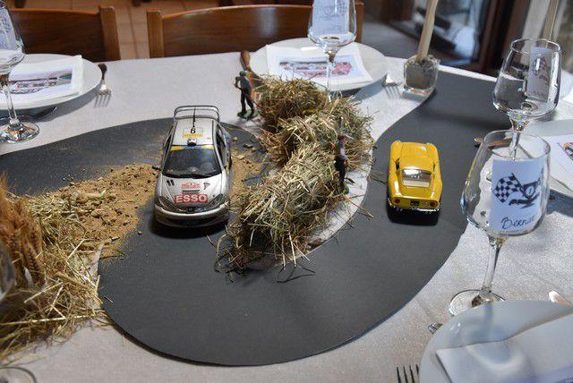 ma table pour Thomas