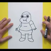 Como dibujar a Clarence paso a paso - Clarence   How to draw Clarence - Clarence