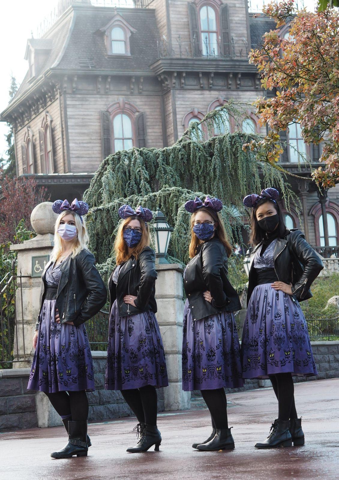 Mes 10 photos préférées prises à Disneyland Paris en 2020 !