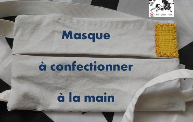 Tutoriel de confection de masque