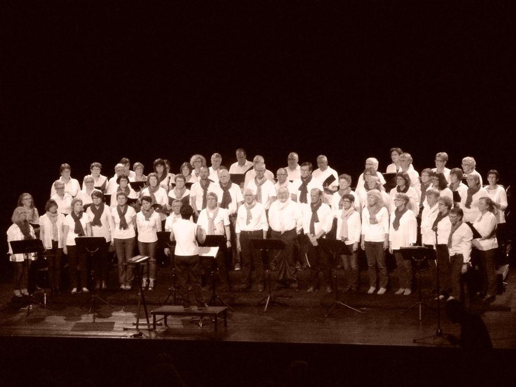 Adultes. La Chorale en balade.