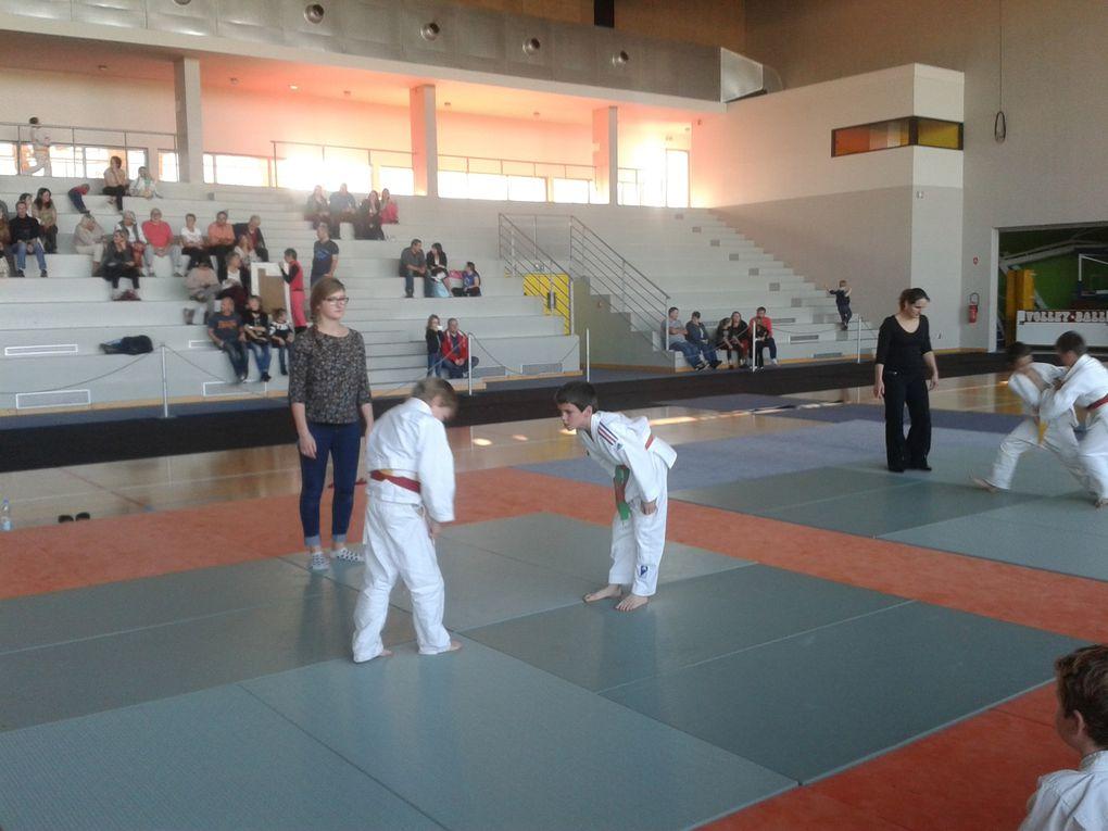 Tournoi du Judo Club de CAUDRY le 18/10/2014
