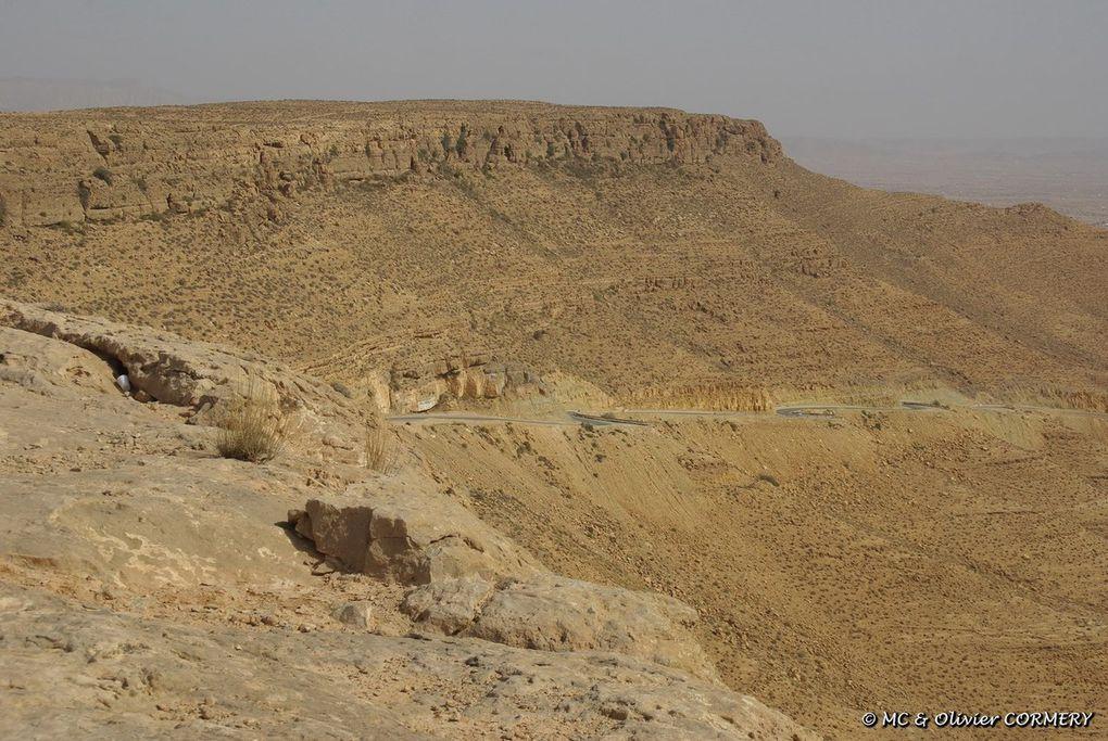 Les portes du désert du Sud Tunisien...