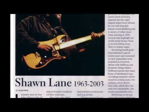 Shawn Lane & The Willys - all along the watchtower