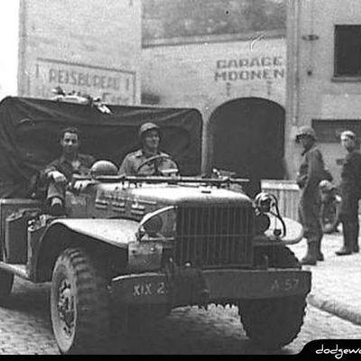 Hollande 1945