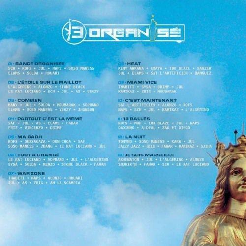 13 Organisé - 13 Organisé [Album]