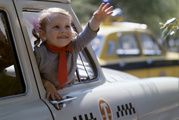 Comment ont évolué les taxis en URSS.