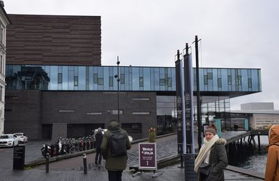 Copenhague - Maison de la musique - Royal Danish Playhouse